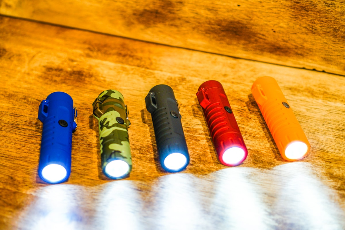 Alpha Ligher Flashlight