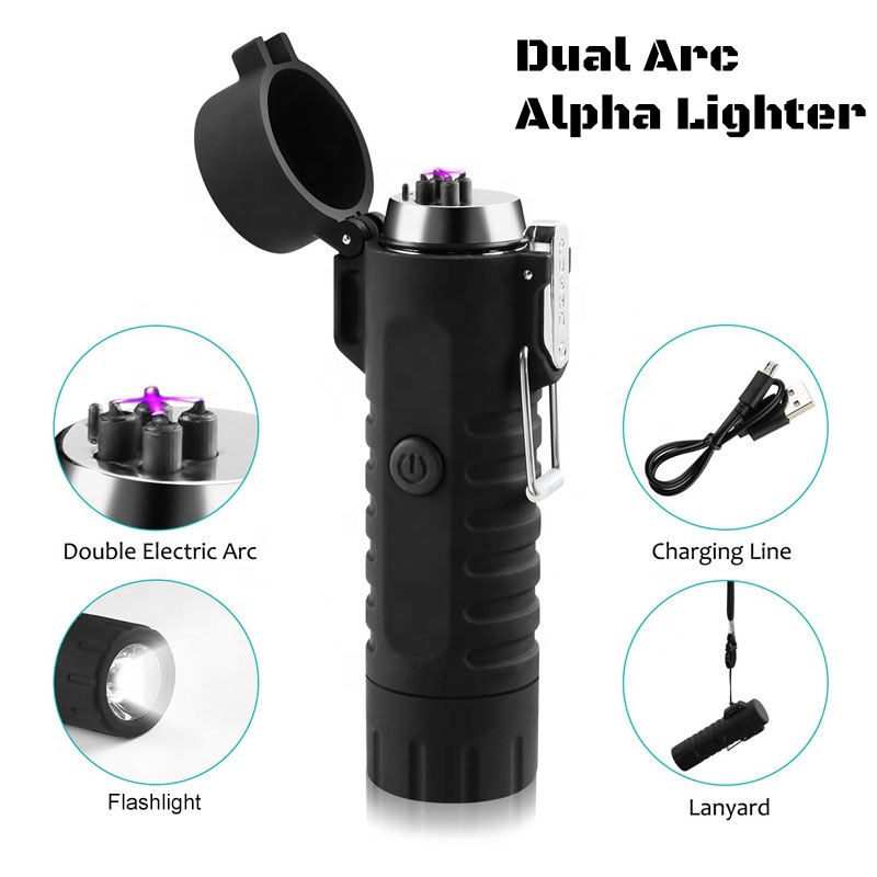 Alpha lighter